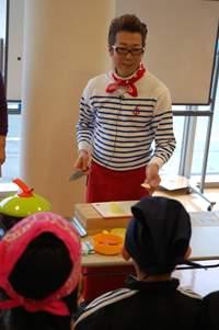 970d2b684cbb 食文化館日記 » 1月14日、食文化館にマロンさんがやってきた!