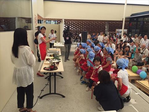 9a680241266cba 食文化館日記 » ミラノ出展と記念イベントについて
