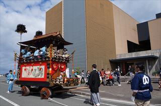 99dfe10669ab 今日9月19日は、若狭最大級の秋祭りである放生祭が行われました。