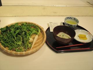 088f9301952c 食文化館日記 » 七草粥のふるまいを行いました!
