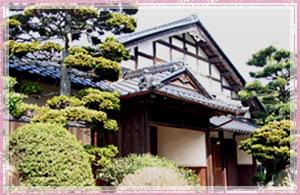 山川登美子記念館入り口